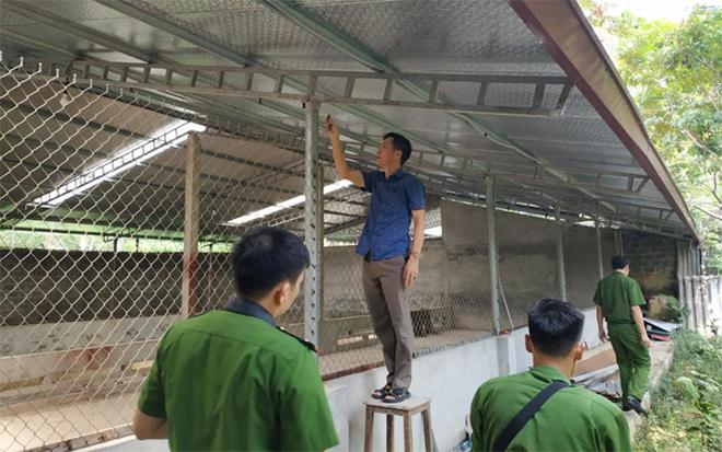 Khởi tố Phó ban Tuyên giáo Huyện ủy Tam Đảo về hành vi vu khống - Ảnh 2.
