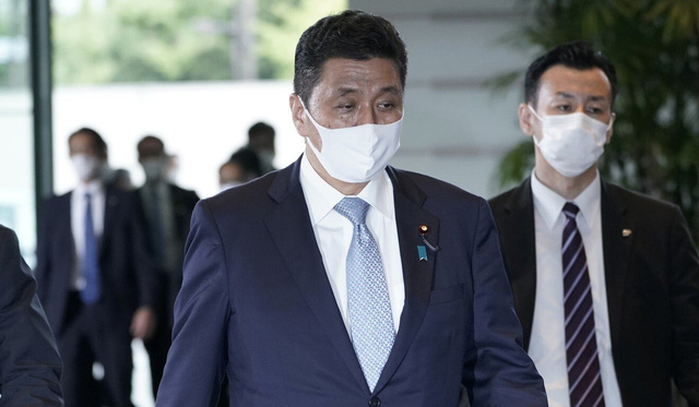 Trung Quốc phản ứng trước quan hệ 'gần gũi' của tân Bộ trưởng Quốc phòng Nhật Bản với Đài Bắc - ảnh 1
