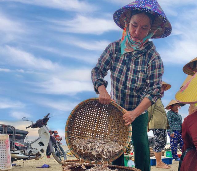 Ngư dân Hà Tĩnh trúng đậm cá cơm, mỗi ngày thu tiền triệu - Ảnh 3.