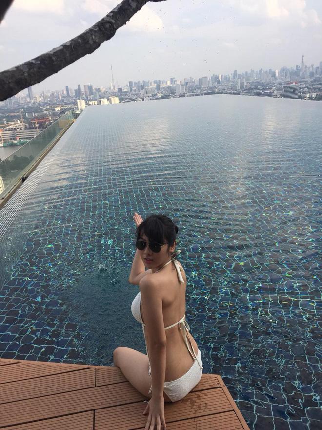 Dân mạng Trung Quốc phát sốt vì hot girl trà sữa Thái Lan, không giấu giếm mình là người chuyển giới - Ảnh 17.