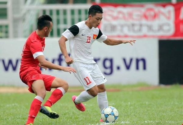 Tái ngộ với Công Phượng, sao U19 Việt Nam một thời hi vọng bùng nổ trong màu áo TP.HCM - Ảnh 2.