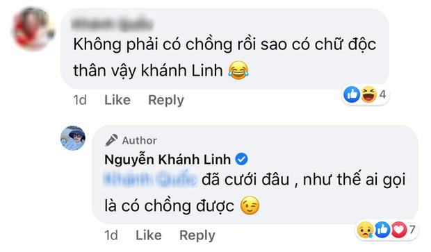 Khánh Linh lần đầu phản hồi vụ nhận là 'single mom', mối quan hệ mẹ vợ - con rể Bùi Tiến Dũng cũng được làm rõ - ảnh 2