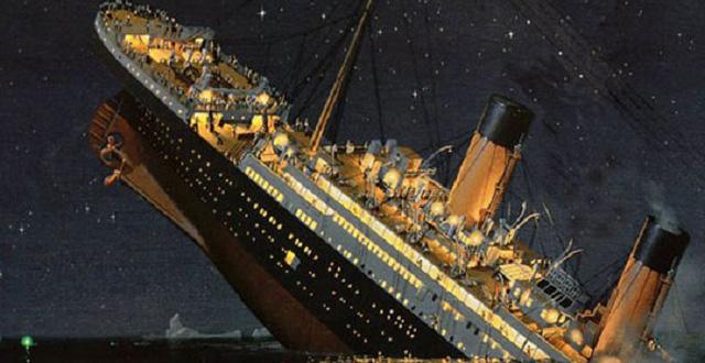 Nghiên cứu cho thấy sự kiện 'thời tiết không gian' này là thủ phạm gây ra thảm họa chìm tàu Titanic - Ảnh 1.