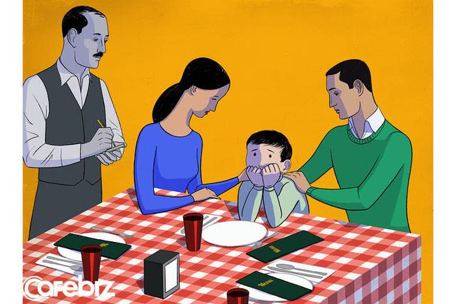Cha mẹ nên chấp nhận mọi cảm xúc của con mình: Một đứa trẻ cũng biết buồn, phụ huynh đừng áp đặt hay ra lệnh - Ảnh 1.