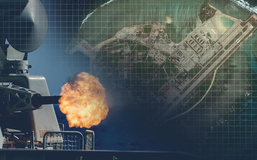 """""""Trường Thành trên biển Đông"""" phi pháp của Trung Quốc: Càng xây càng khó giữ"""