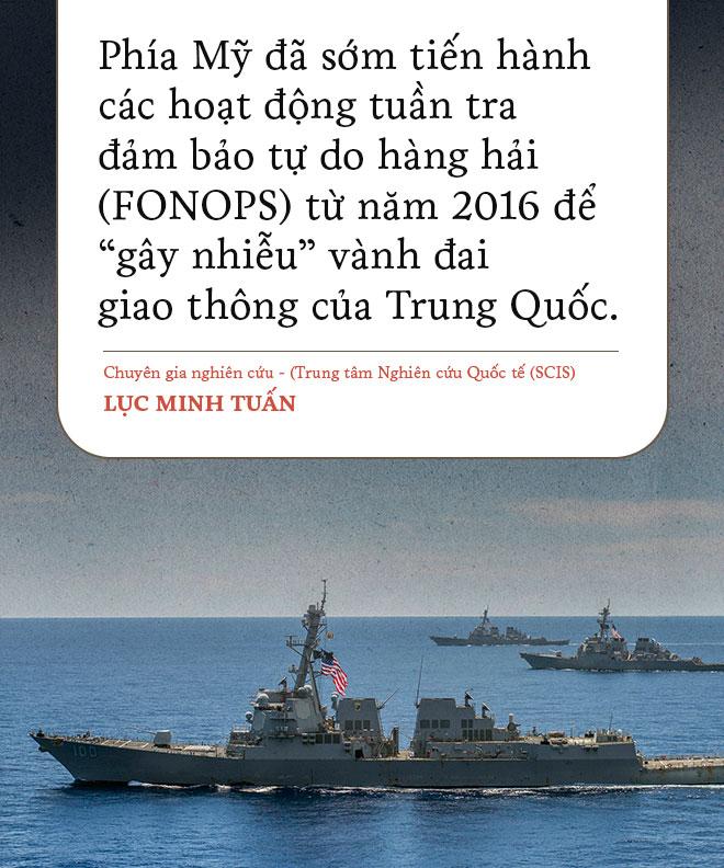 Trường Thành trên biển Đông phi pháp của Trung Quốc: Càng xây càng khó giữ - Ảnh 2.