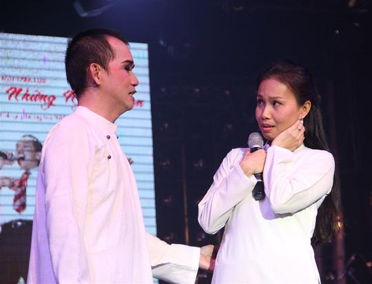 Cẩm Ly tiết lộ dòng chữ cuối cùng Minh Thuận viết cho mình trước khi mất - Ảnh 4.