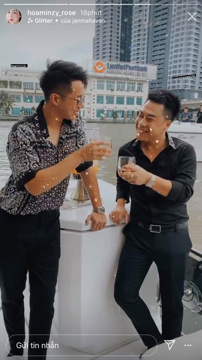 Bạn trai Hương Giang 'đọ' bạn trai Hoà Minzy: 2 thiếu gia với tài sản khủng, cưng chiều người yêu trên mạng cho đến ngoài đời - ảnh 1