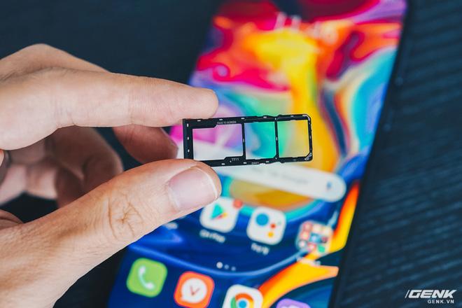 Trên tay Vsmart Joy 4: Snapdragon 665, pin 5000mAh, 4 camera, giá từ 3.29 triệu đồng - Ảnh 11.