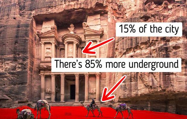 10 sự thật có thể bạn chưa biết về một trong những thành phố đặc biệt nhất lịch sử loài người - Ảnh 11.