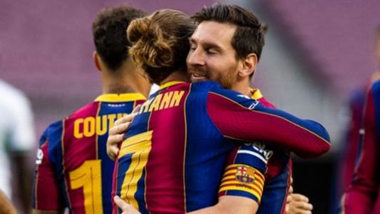 Barca lại bán thuốc ngủ trong ngày Messi vô duyên đến lạ - Ảnh 2.