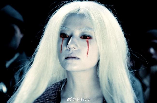 Loạt mỹ nhân Hoa ngữ đọ độ quyến rũ trong tạo hình tóc trắng - ảnh 2
