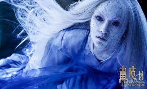 Loạt mỹ nhân Hoa ngữ đọ độ quyến rũ trong tạo hình tóc trắng - ảnh 3