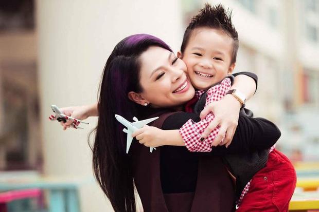 """Thanh Thảo hé lộ phản ứng bất ngờ của bé Jacky khi nhắc về Ngô Kiến Huy: """"Con không muốn khóc, con nghĩ sẽ không gặp lại ba ruột"""" - Ảnh 3."""