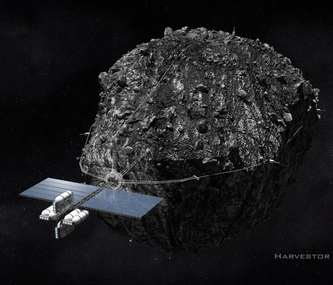 Đây là cách ngành khai khoáng thiên thạch sẽ giúp ta cứu lấy Trái Đất, đồng thời tạo ra một thế hệ nghìn tỷ phú - Ảnh 2.