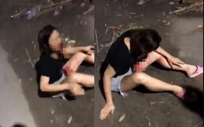 Bạn rủ vào nhà nghỉ nhưng không đồng ý, cô gái bị đánh chảy máu, lấy mất điện thoại giữa đường