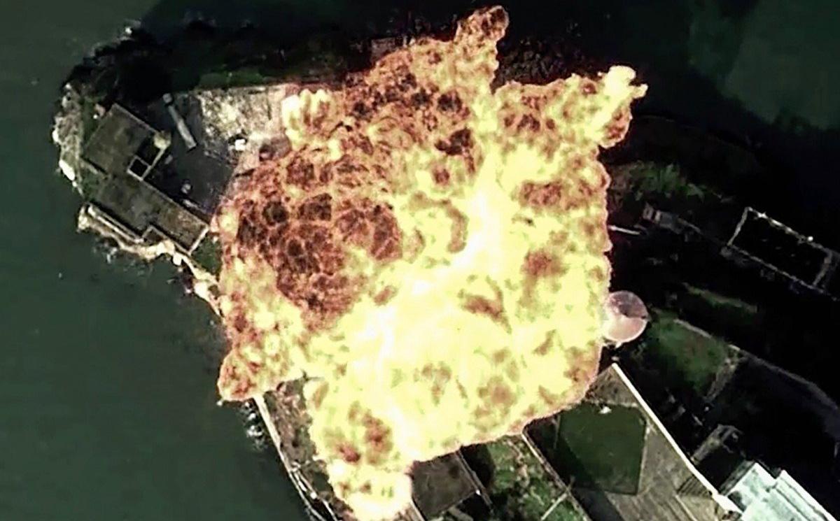 """Quân đội TQ tung video tuyên truyền ném bom """"đánh sập"""" căn cứ Mỹ: Chuyên gia phát hiện điểm lạ"""