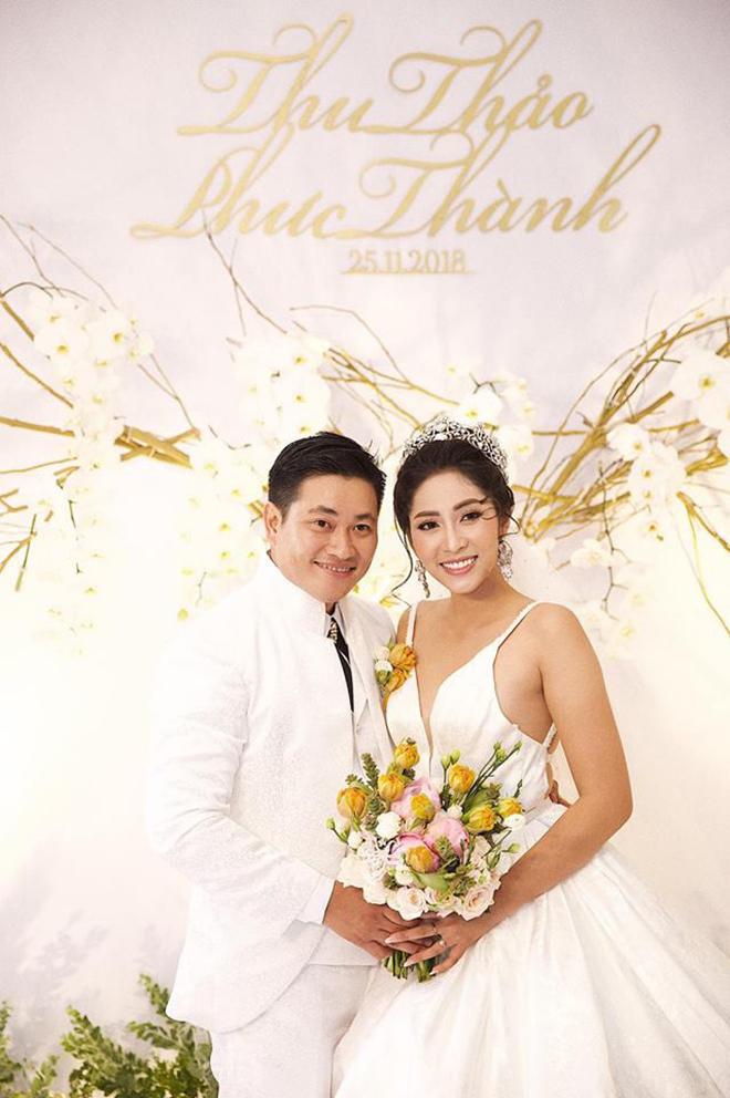 Phản ứng của hoa hậu Đặng Thu Thảo khi bị chê lấy chồng đại gia vẫn mặc xuề xòa - Ảnh 3.
