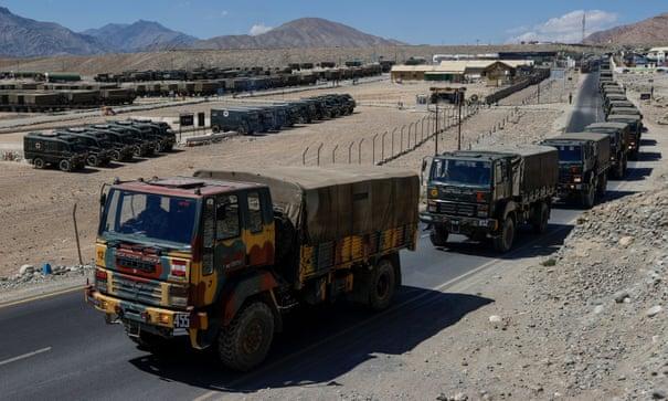 Nhận tiếp tế đặc biệt: Quân đội Ấn Độ để lộ một điểm yếu nguy hiểm so với Trung Quốc - Ảnh 6.