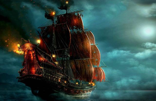 Những tàu hải tặc khét tiếng nhất trong lịch sử nhân loại - Ảnh 1.