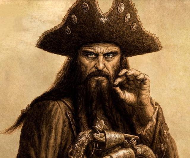 Những tàu hải tặc khét tiếng nhất trong lịch sử nhân loại - Ảnh 2.