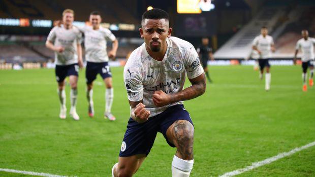 Gabriel Jesus đặt cột mốc lịch sử cho 1 vòng đấu Ngoại hạng Anh - Ảnh 1.