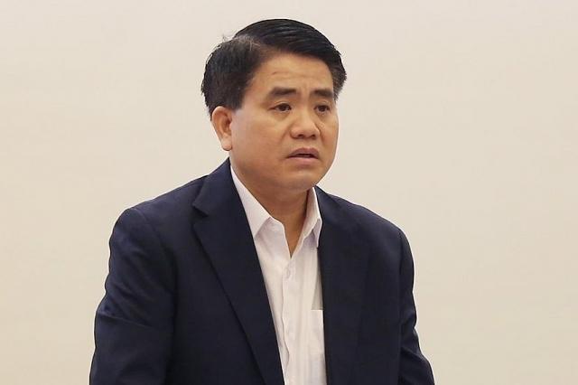 Hà Nội sẽ bãi nhiệm ông Nguyễn Đức Chung và bầu ông Chu Ngọc Anh làm Chủ tịch TP - Ảnh 1.