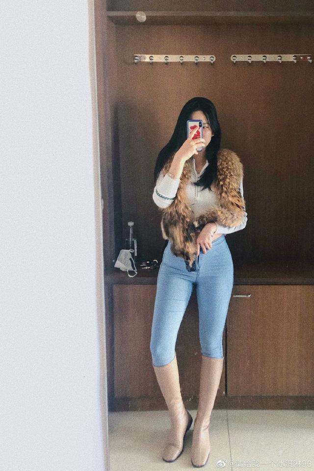 Hot girl mạng xã hội Trung Quốc lộ ảnh đời thực một trời một vực khiến dân mạng được phen ngã ngửa - Ảnh 3.