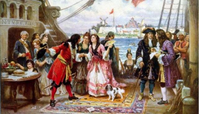 Những tàu hải tặc khét tiếng nhất trong lịch sử nhân loại - Ảnh 3.