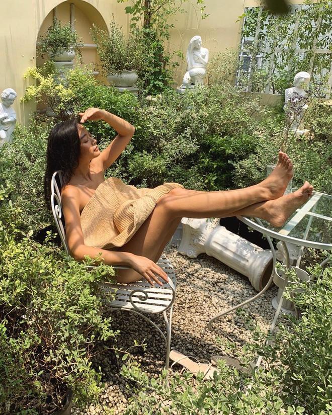 Da nâu + Dáng nuột: Combo huỷ diệt mới của hội gái đẹp trên Instagram - ảnh 3