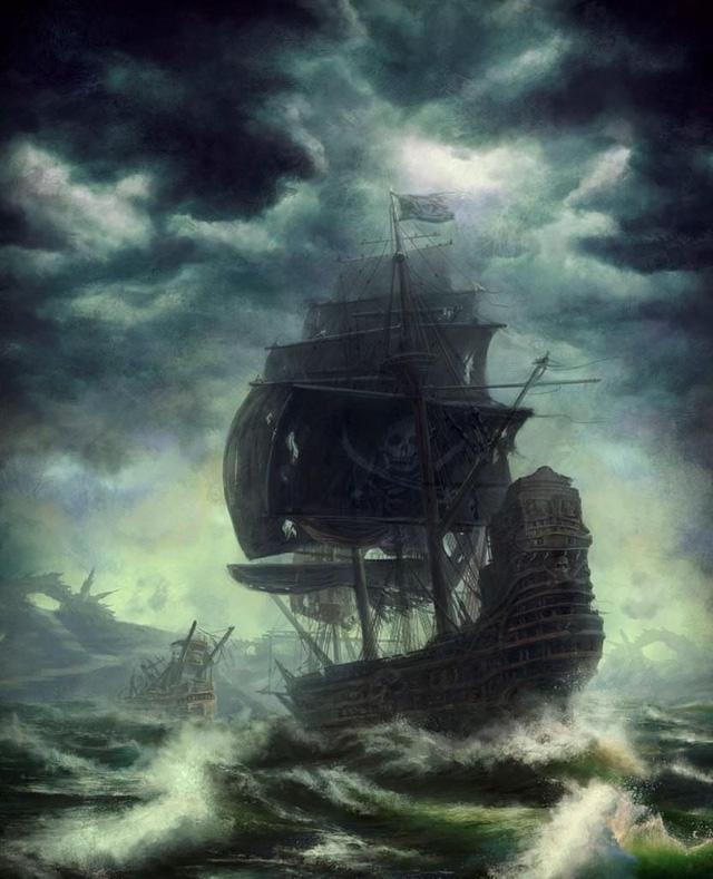Những tàu hải tặc khét tiếng nhất trong lịch sử nhân loại - Ảnh 4.