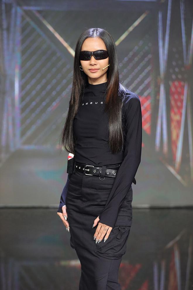 """Thông tin hiếm hoi về bạn trai của huấn luyện viên nữ duy nhất tại """"Rap Việt - Ảnh 1."""