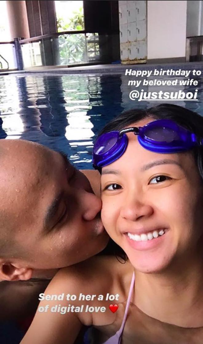 """Thông tin hiếm hoi về bạn trai của huấn luyện viên nữ duy nhất tại """"Rap Việt - Ảnh 3."""