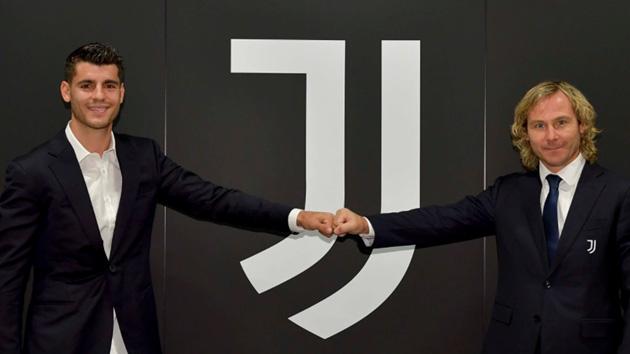 Juventus chiêu mộ thành công Morata - Ảnh 1.