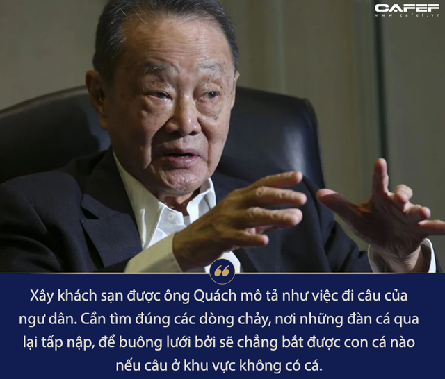 Ông chủ khách sạn Shangri-La kín tiếng: Tôi không xây lâu đài trong mơ, nhân viên phải là trung tâm - Ảnh 2.