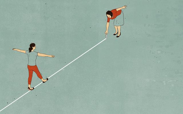 """Cuộc đời ngược xuôi xuôi ngược, mải miết bon chen rồi mới vỡ lẽ: Đôi khi không phải lúc nào cũng cần """"nỗ lực hết sức"""" - Ảnh 1."""