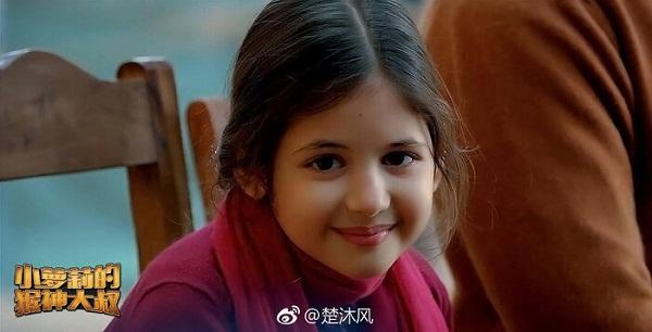 Từng là tiểu công chúa xinh nhất Ấn Độ, không ngờ sao nhí có màn dậy thì thất bại thế này - Ảnh 1.