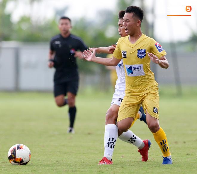 Dương Quang Trung Hiếu: Sát thủ triển vọng của bóng đá Việt với số áo kỳ lạ và ước mơ cao lớn như Ronaldo - Ảnh 9.