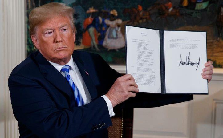 """Tung đòn hiểm bủa vây Iran, ông Trump gây sức ép tối đa vì một mục đích """"không thể rõ ràng hơn"""""""