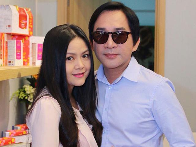 Vợ kém 11 tuổi của Kim Tử Long: Bị nhắn tin chửi bới, nói giật chồng, đào mỏ - Ảnh 4.