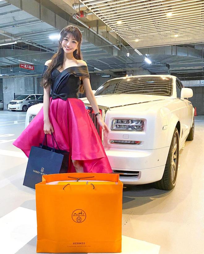 Choáng với cuộc sống của mẫu nữ kiêm Geisha số 1 Nhật Bản: Hàng hiệu xa xỉ, thu nhập 44 tỷ/năm, quyết nghỉ hưu ở tuổi 32 - Ảnh 8.
