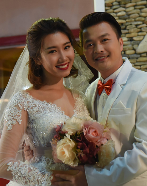 Bố ruột nhập viện, suýt qua đời, Thúy Ngân muốn làm đám cưới giả - Ảnh 4.