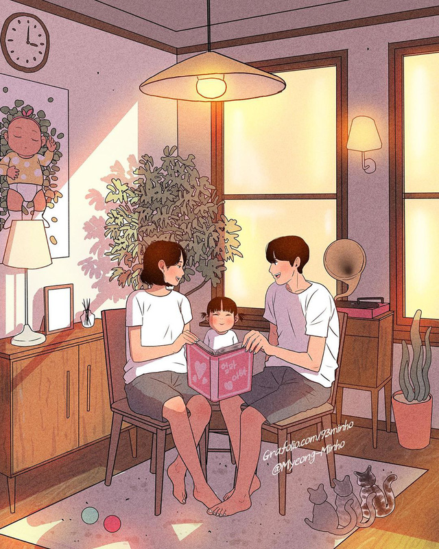 Những gia đình hạnh phúc đều có 3 điểm giống nhau: Mẹ được chiều chuộng, Cha được tôn trọng, Con được tiếp nhận, bạn có thực sự hiểu không? - Ảnh 3.