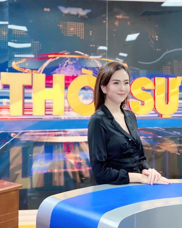 Mai Ngọc và Thu Hoài - 2 cô MC có tất cả ở tuổi 30, mê nhất là khoản có chồng giàu và ngày càng đẹp! - Ảnh 1.