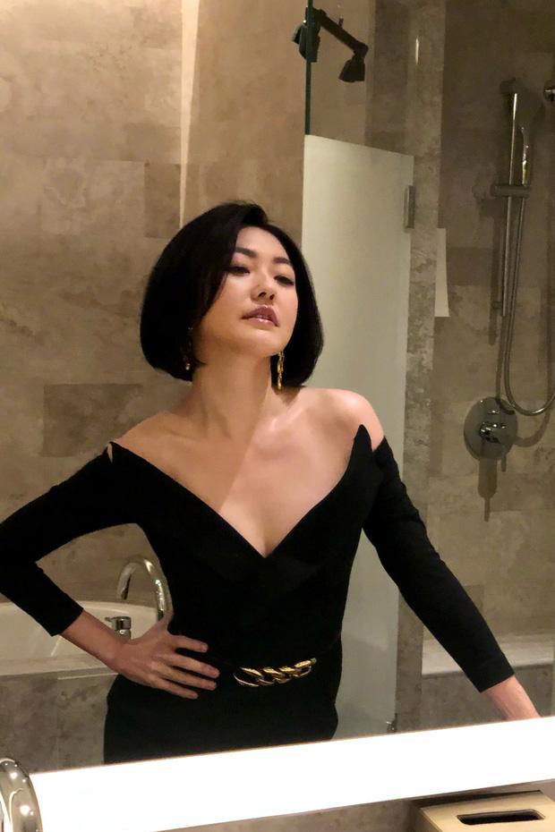 Con gái 14 tuổi của Tiểu S gây sốt khi lần đầu tham gia sự kiện: Vóc dáng như người mẫu, át cả bà mẹ sexy nhờ chiều cao - Ảnh 6.