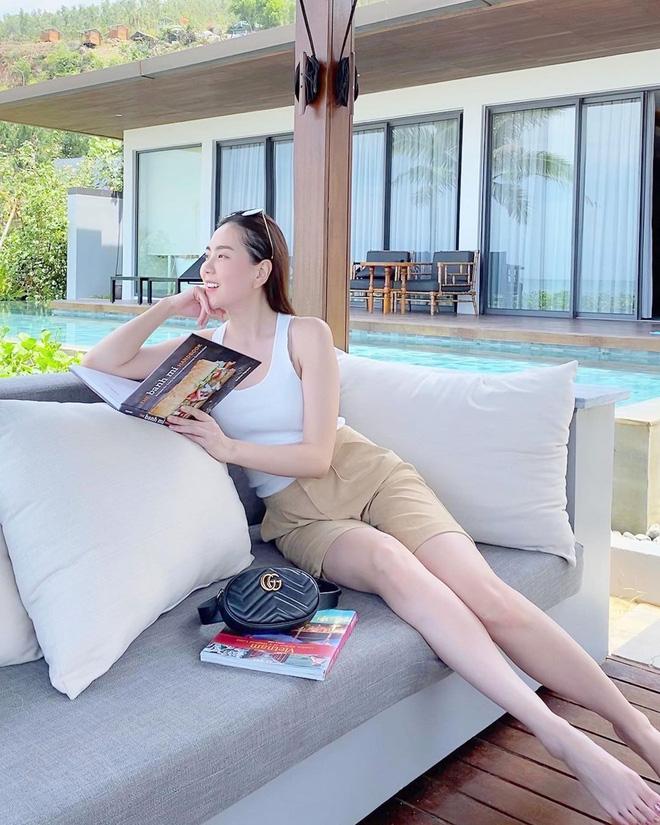 Mai Ngọc và Thu Hoài - 2 cô MC có tất cả ở tuổi 30, mê nhất là khoản có chồng giàu và ngày càng đẹp! - Ảnh 10.