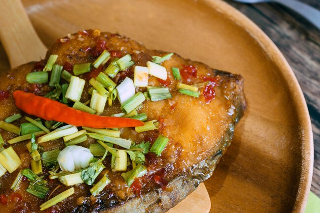 Cá - loại giàu omega-3, loại chứa độc tố: Cá hồi, rô phi, cá thu, cá ngừ... thuộc loại nào? - Ảnh 4.