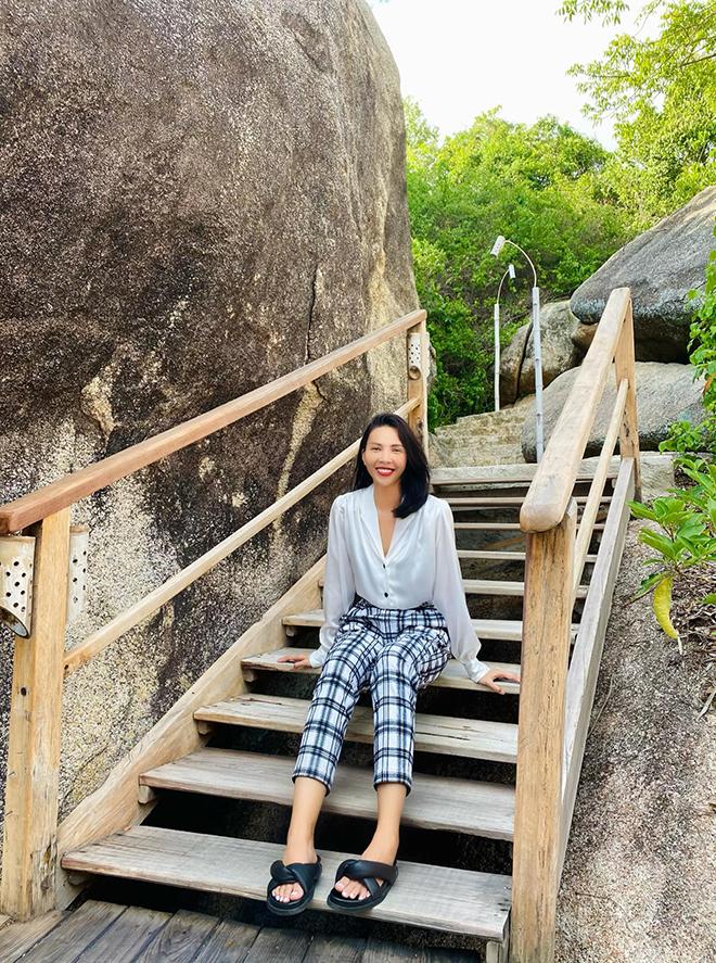 Kỳ Duyên tung ảnh bikini gợi cảm khi du lịch cùng Minh Triệu - Ảnh 9.