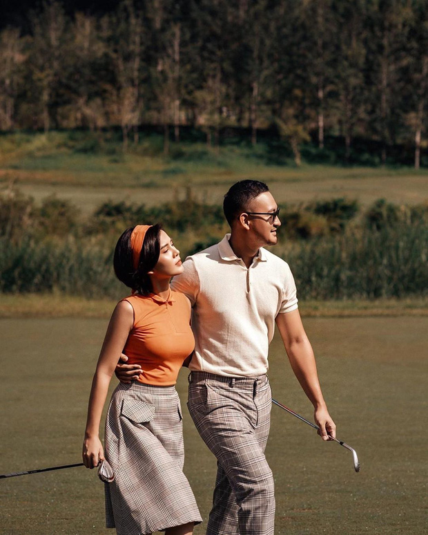 Chân dung nữ MC thể thao lỡ đi nhầm sân golf nên lấy được chồng - Ảnh 2.