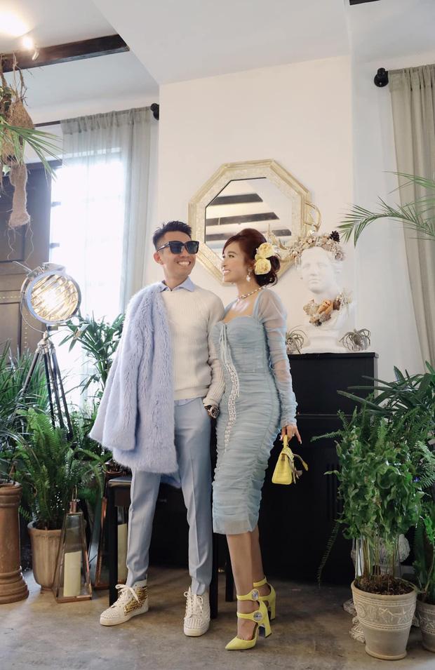 Vợ chồng Minh Nhựa giật giải chăm sống ảo nhất năm, nghìn tấm như một đều toát ra mùi của giới siêu giàu - Ảnh 1.